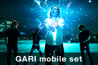 GARI mobile set