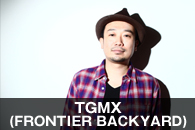 TGMX(FRONTIER BACKYARD)