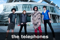 the telephones