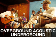 OVERGROUND ACOUSTIC UNDERGROUND